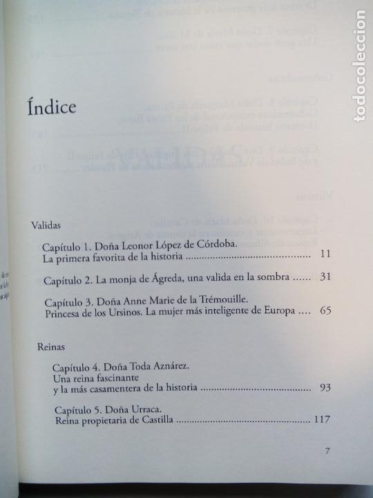 Libros de segunda mano: MUJERES CON PODER EN LA HISTORIA DE ESPAÑA. VICENTA MÁRQUEZ DE LA PLATA. EDICIONES NOWTILUS. 2018. - Foto 4 - 214581727