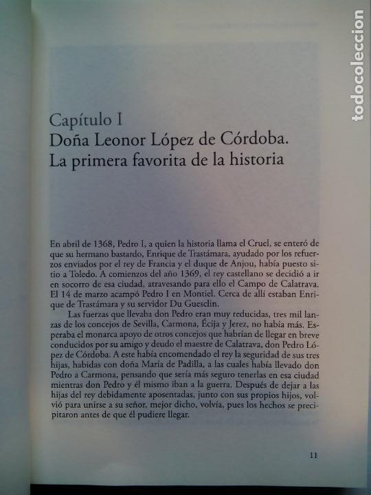Libros de segunda mano: MUJERES CON PODER EN LA HISTORIA DE ESPAÑA. VICENTA MÁRQUEZ DE LA PLATA. EDICIONES NOWTILUS. 2018. - Foto 5 - 214581727