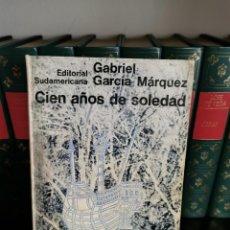 Libros de segunda mano: COLECCION PRIMERAS EDICIONES GABRIEL GARCIA MARQUEZ. Lote 214647795