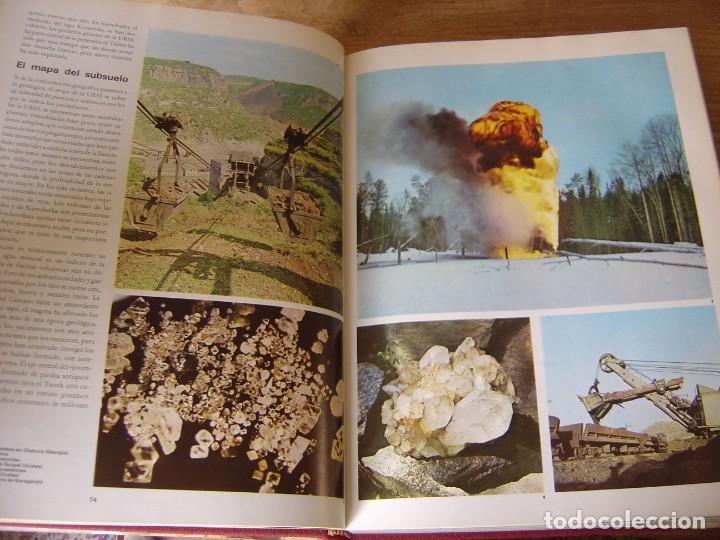 Libros de segunda mano: LA UNIÓN SOVIÉTICA 1 Y 2. COMPLETO. N.N. MIJÁILOV. EDICIONES DANAE 1971 - Foto 7 - 214723816