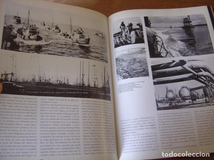 Libros de segunda mano: LA UNIÓN SOVIÉTICA 1 Y 2. COMPLETO. N.N. MIJÁILOV. EDICIONES DANAE 1971 - Foto 11 - 214723816