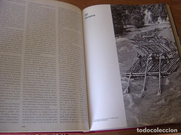 Libros de segunda mano: LA UNIÓN SOVIÉTICA 1 Y 2. COMPLETO. N.N. MIJÁILOV. EDICIONES DANAE 1971 - Foto 5 - 214723816
