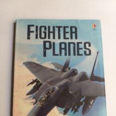 Libros de segunda mano: FIGHTER PLANES HENRY BROOKS. HISTORIA MILITAR. Lote 214738272
