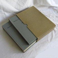 Libros de segunda mano: TRATADO DE CALEFACCIÓN, VENTILACIÓN Y ACONDICIONAMIENTO DE AIRE, RIETSCHEL RAISS, TEXTO + LÁMINAS. Lote 214920043