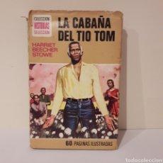 Libros de segunda mano: LA CABAÑA DEL TIO TOM. Lote 214925890