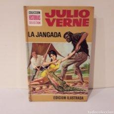 Libros de segunda mano: LA JANGADA. JULIO VERNE. Lote 214938910