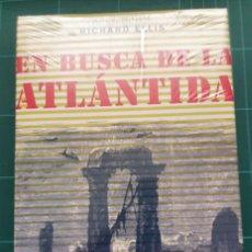 Libros de segunda mano: EN BUSCA DELA ATLANTIDA - RICHARD ELLIS - NUEVO PRECINTADO. Lote 214939457