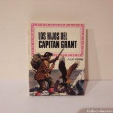 Libros de segunda mano: MINILIBRO LOS HIJOS DEL CAPITÁN GRANT. JULIO VERNE. HISTORIAS INFANTIL. Lote 214944076