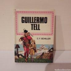 Libros de segunda mano: GUILLERMO TELL. C.F. SCHILLER. MINILIBRO HISTORIAS INFANTIL. Lote 214944853