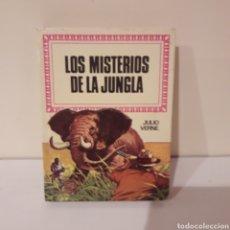 Libros de segunda mano: LOS MISTERIOS DE LA JUNGLA. JULIO VERNE. MINILIBRO HISTORIAS INFANTIL. Lote 214947883