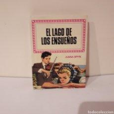 Libros de segunda mano: EL LAGO DE LOS ENSUEÑOS. JUANA SPYRI. MINILIBRO HISTORIAS INFANTIL. Lote 214948195