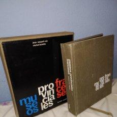 Libros de segunda mano: MUSEOS PROVINCIALES FRANCESES JEAN VERGNET RUIZ EDITORIAL AGUILAR MADRID 1965. Lote 214948832