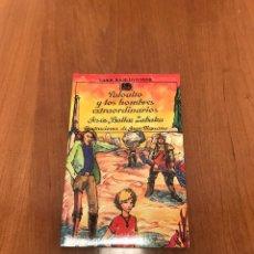 Libros de segunda mano: PALOALTO Y LOS HOMBRES EXTRAORDINARIOS. Lote 215049361