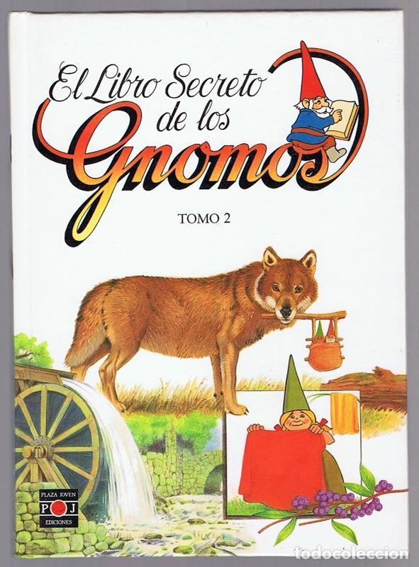 EL LIBRO SECRETO DE LOS GNOMOS 10 LIBROS (Libros de Segunda Mano - Literatura Infantil y Juvenil - Otros)