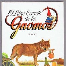 Libros de segunda mano: EL LIBRO SECRETO DE LOS GNOMOS 10 LIBROS. Lote 215074950