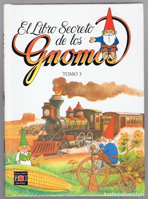 Libros de segunda mano: EL LIBRO SECRETO DE LOS GNOMOS 10 LIBROS - Foto 2 - 215074950
