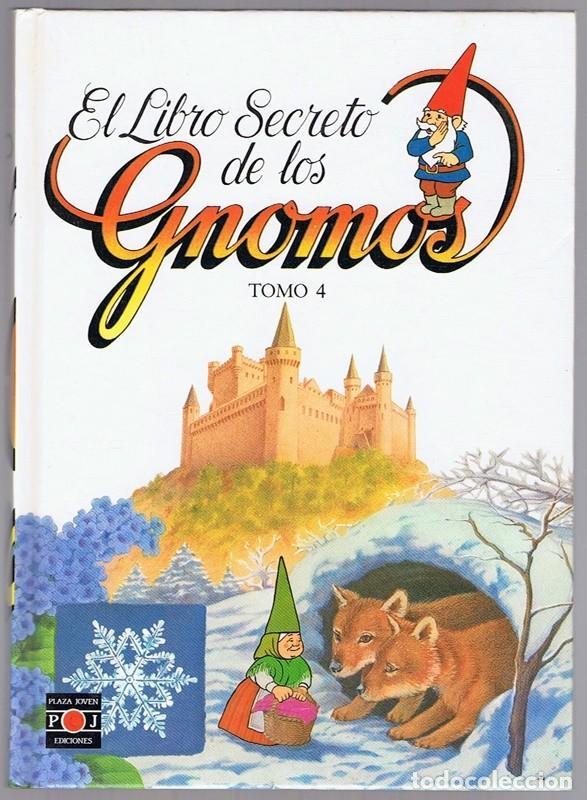 Libros de segunda mano: EL LIBRO SECRETO DE LOS GNOMOS 10 LIBROS - Foto 3 - 215074950