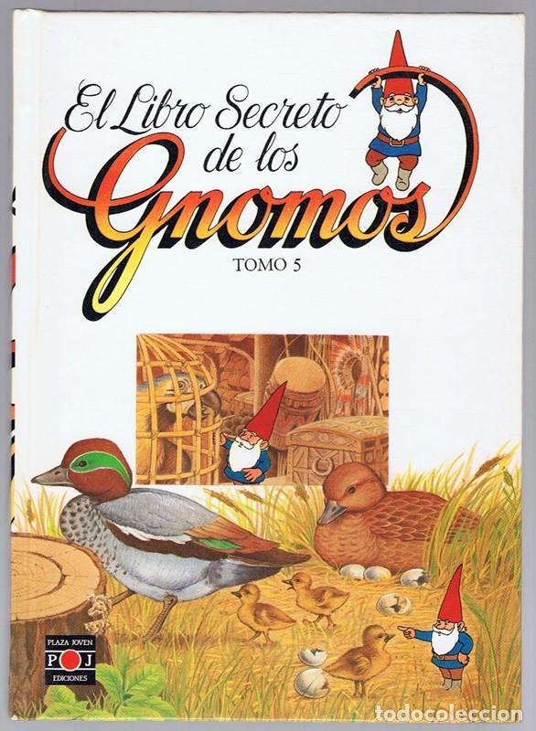Libros de segunda mano: EL LIBRO SECRETO DE LOS GNOMOS 10 LIBROS - Foto 4 - 215074950