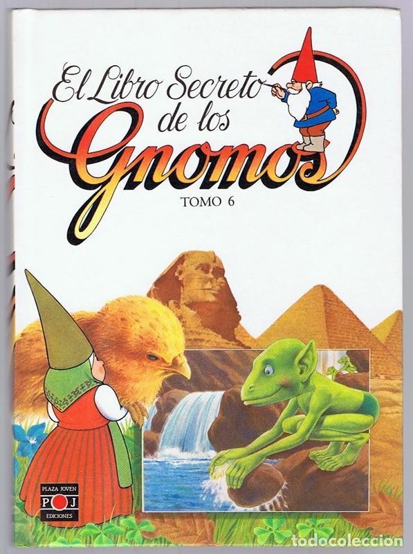 Libros de segunda mano: EL LIBRO SECRETO DE LOS GNOMOS 10 LIBROS - Foto 5 - 215074950