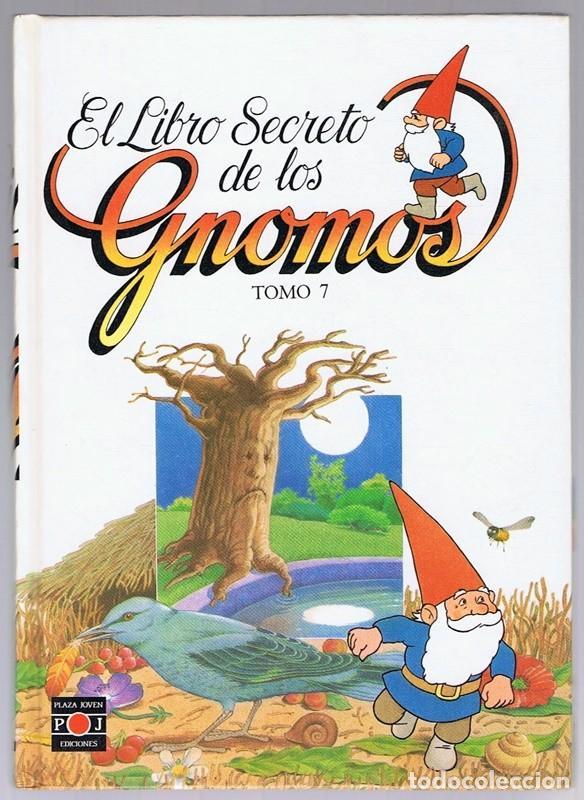 Libros de segunda mano: EL LIBRO SECRETO DE LOS GNOMOS 10 LIBROS - Foto 6 - 215074950