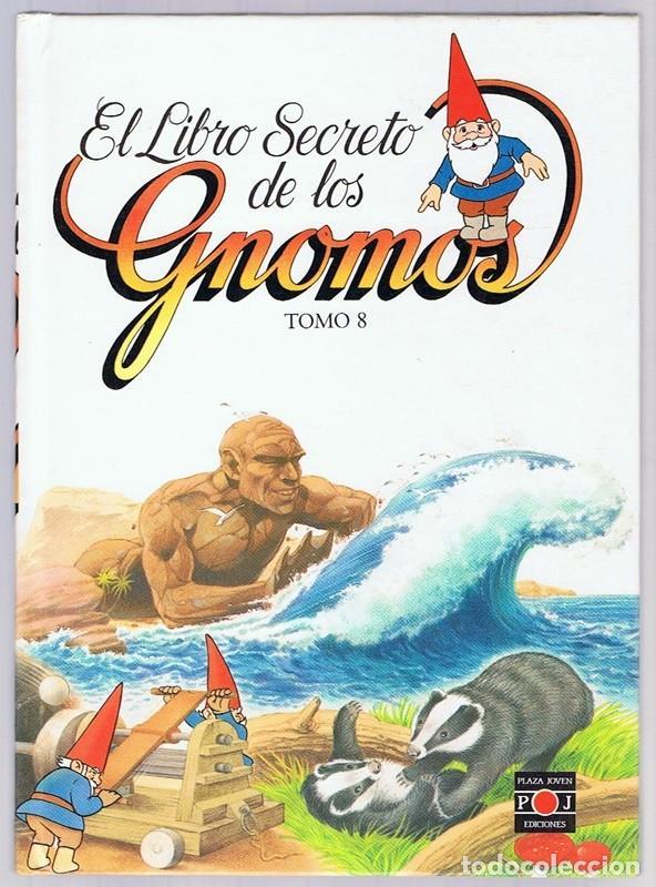 Libros de segunda mano: EL LIBRO SECRETO DE LOS GNOMOS 10 LIBROS - Foto 7 - 215074950