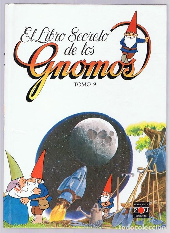Libros de segunda mano: EL LIBRO SECRETO DE LOS GNOMOS 10 LIBROS - Foto 8 - 215074950