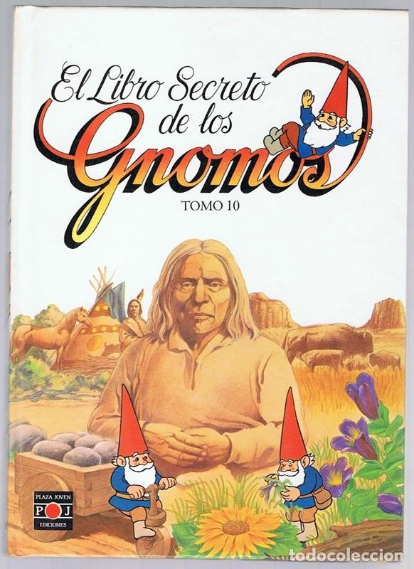 Libros de segunda mano: EL LIBRO SECRETO DE LOS GNOMOS 10 LIBROS - Foto 9 - 215074950