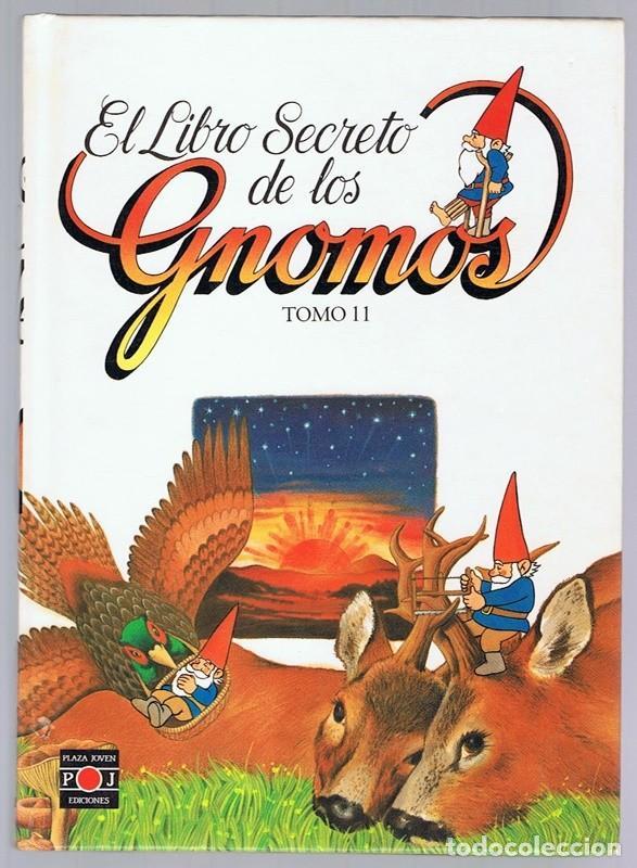 Libros de segunda mano: EL LIBRO SECRETO DE LOS GNOMOS 10 LIBROS - Foto 10 - 215074950