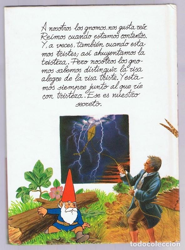 Libros de segunda mano: EL LIBRO SECRETO DE LOS GNOMOS 10 LIBROS - Foto 11 - 215074950