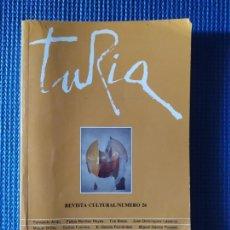 Libros de segunda mano: TURIA REVISTA CULTURAL 26. Lote 215263890