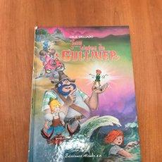 Libros de segunda mano: LOS VIAJES DE GULLIVER. Lote 215295653