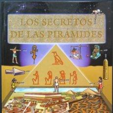 Libros de segunda mano: LOS SECRETOS DE LAS PIRÁMIDES – GRAHAM WHITE – LABERINTOS – CÍRCULO DE LECTORES, 2002. Lote 215474803