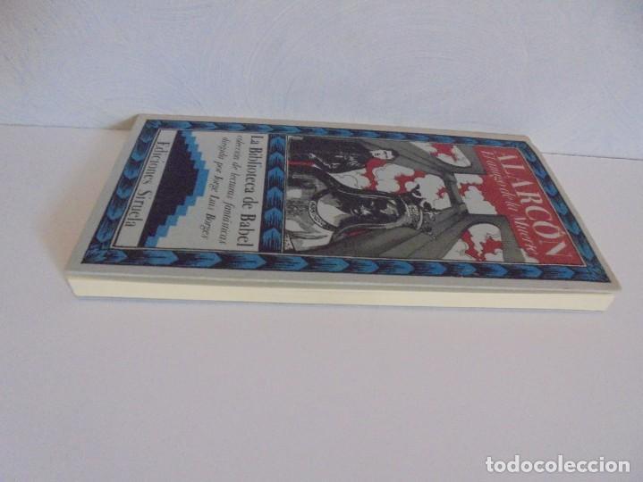 Libros de segunda mano: EL AMIGO DE LA MUERTE. PEDRO ANTONIO DE ALARCON. BIBLIOTECA DE BABEL. SIRUELA - Foto 4 - 215546576