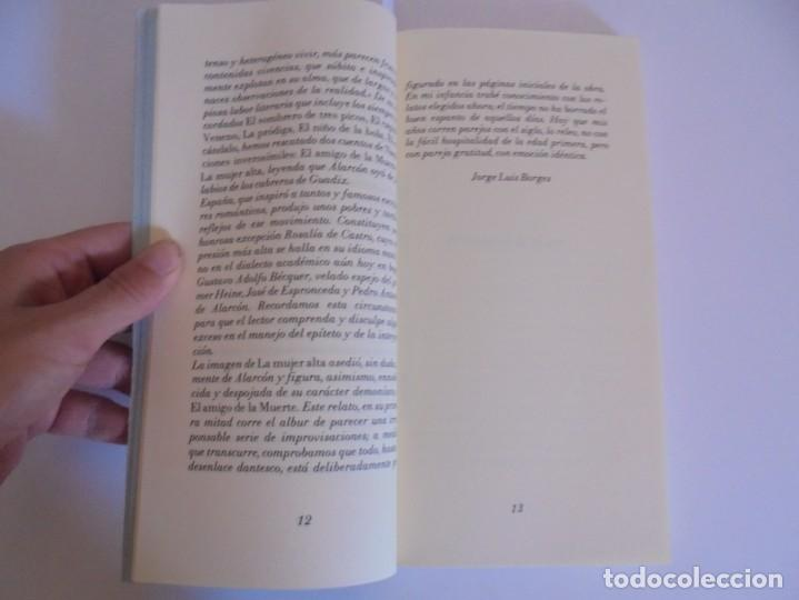 Libros de segunda mano: EL AMIGO DE LA MUERTE. PEDRO ANTONIO DE ALARCON. BIBLIOTECA DE BABEL. SIRUELA - Foto 9 - 215546576