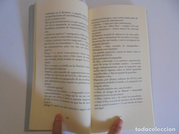 Libros de segunda mano: EL AMIGO DE LA MUERTE. PEDRO ANTONIO DE ALARCON. BIBLIOTECA DE BABEL. SIRUELA - Foto 10 - 215546576