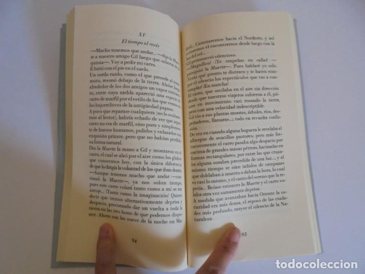 Libros de segunda mano: EL AMIGO DE LA MUERTE. PEDRO ANTONIO DE ALARCON. BIBLIOTECA DE BABEL. SIRUELA - Foto 11 - 215546576