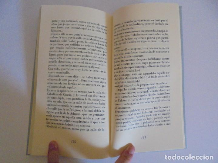 Libros de segunda mano: EL AMIGO DE LA MUERTE. PEDRO ANTONIO DE ALARCON. BIBLIOTECA DE BABEL. SIRUELA - Foto 12 - 215546576