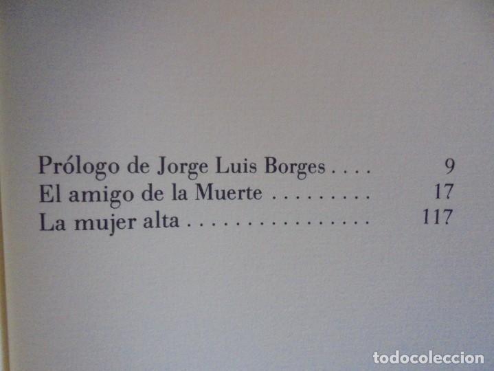 Libros de segunda mano: EL AMIGO DE LA MUERTE. PEDRO ANTONIO DE ALARCON. BIBLIOTECA DE BABEL. SIRUELA - Foto 13 - 215546576