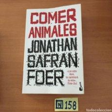 Libros de segunda mano: COMER ANIMALES. Lote 215546891