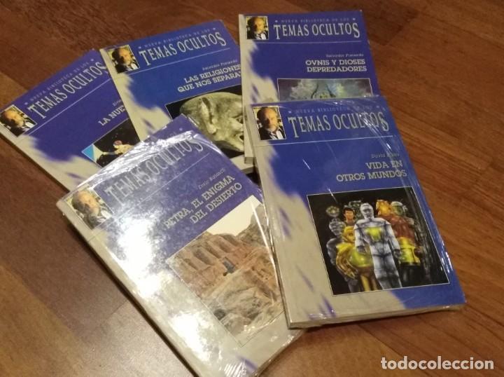 NUEVA BIBLIOTECA DE LOS TEMAS OCULTOS - 27 TOMOS (Libros de Segunda Mano - Parapsicología y Esoterismo - Otros)