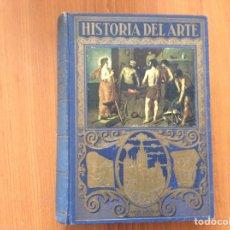 Libros de segunda mano: HISTORIA DEL ARTE. Lote 215774088