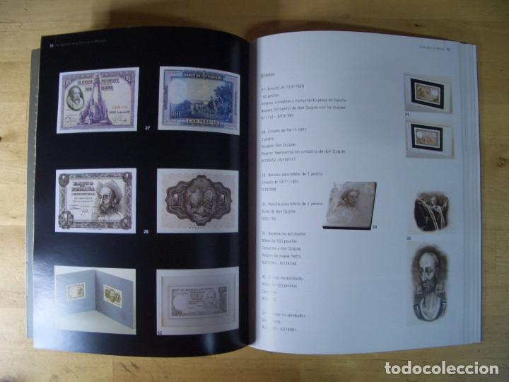 Libros de segunda mano: LIBRO DON QUIJOTE EN LA CASA DE LA MONEDA. FABRICA NACIONAL DE MONEDA Y TIMBRE 2005 - Foto 13 - 178057153
