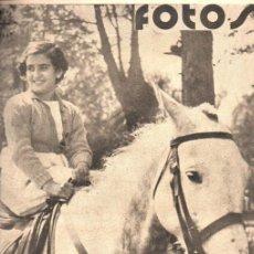 Libros de segunda mano: REVISTA FOTOS GUERRA CIVIL Nº 61 - 23 ABRIL 1938. Lote 215916525