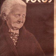 Libros de segunda mano: REVISTA FOTOS GUERRA CIVIL Nº 94 - 17 DICIEMBRE 1938. Lote 215917198