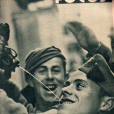 Libros de segunda mano: REVISTA FOTOS GUERRA CIVIL Nº 102 - 11 FEBRERO 1939 - CATALUÑA. Lote 215917455