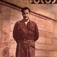 Libros de segunda mano: REVISTA FOTOS POST GUERRA CIVIL Nº 112 - 22 ABRIL 1939. Lote 215918230