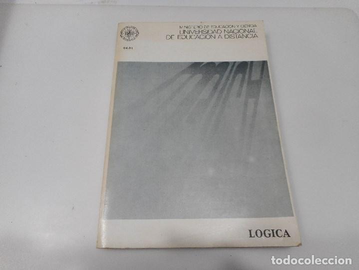 LÓGICA UNIVERSIDAD NACIONAL DE EDUCACIÓN A DISTANCIA Q2505T (Libros de Segunda Mano - Pensamiento - Otros)