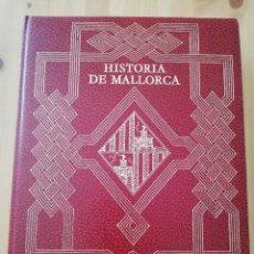 Libros de segunda mano: HISTORIA DE MALLORCA. TOMO VIII (COORDINADA POR J. MASCARÓ PASARIUS). Lote 216443643