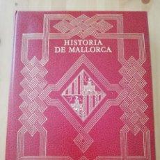 Libros de segunda mano: HISTORIA DE MALLORCA. TOMO III (COORDINADA POR J. MASCARÓ PASARIUS). Lote 216446198