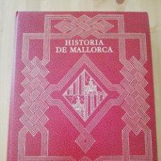 Libros de segunda mano: HISTORIA DE MALLORCA. TOMO IV (COORDINADA POR J. MASCARÓ PASARIUS). Lote 216446438